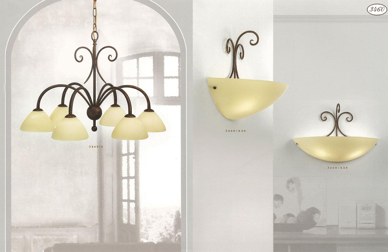 italienische lampen. Black Bedroom Furniture Sets. Home Design Ideas